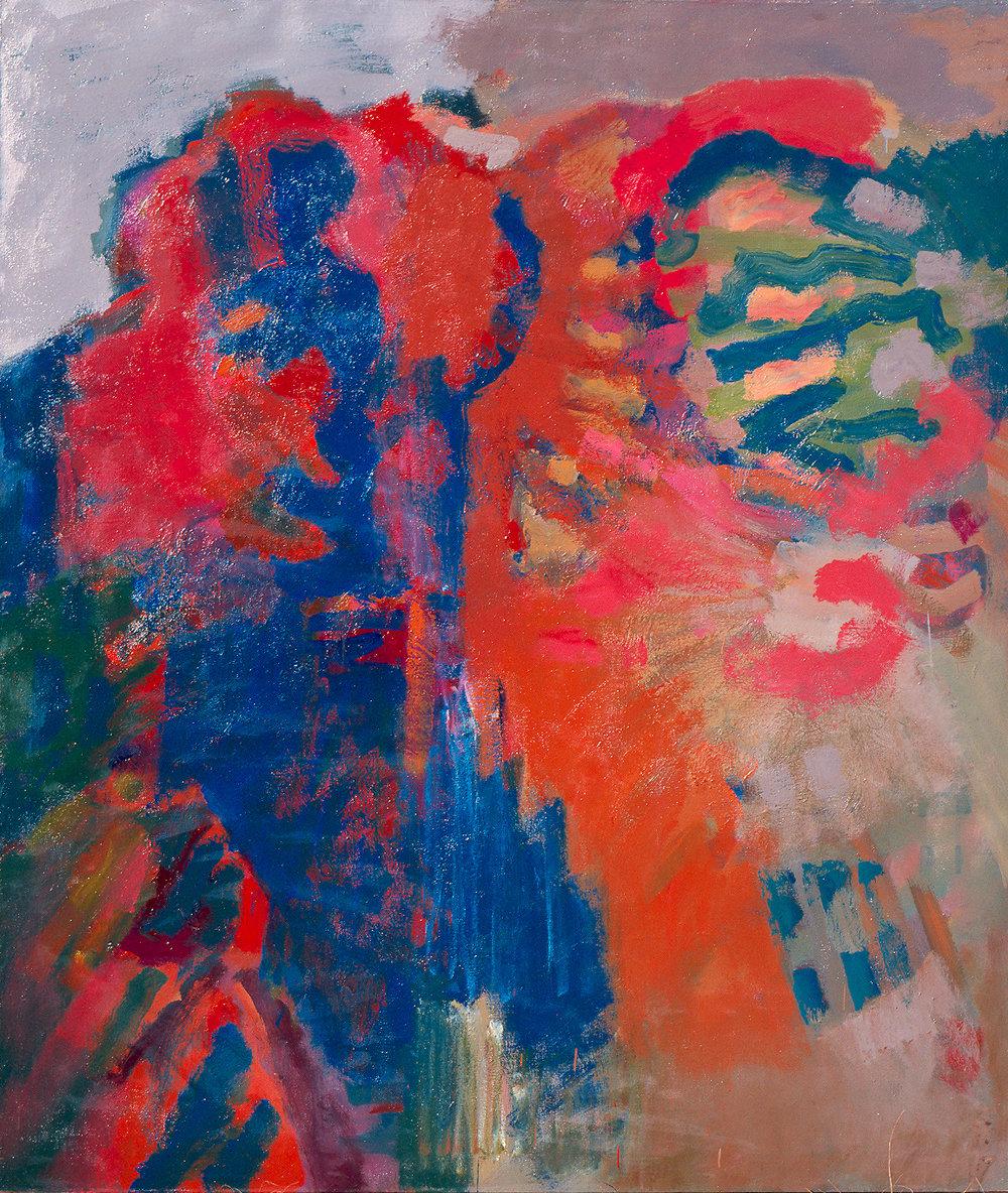 Compassion III , 84x72, 1960