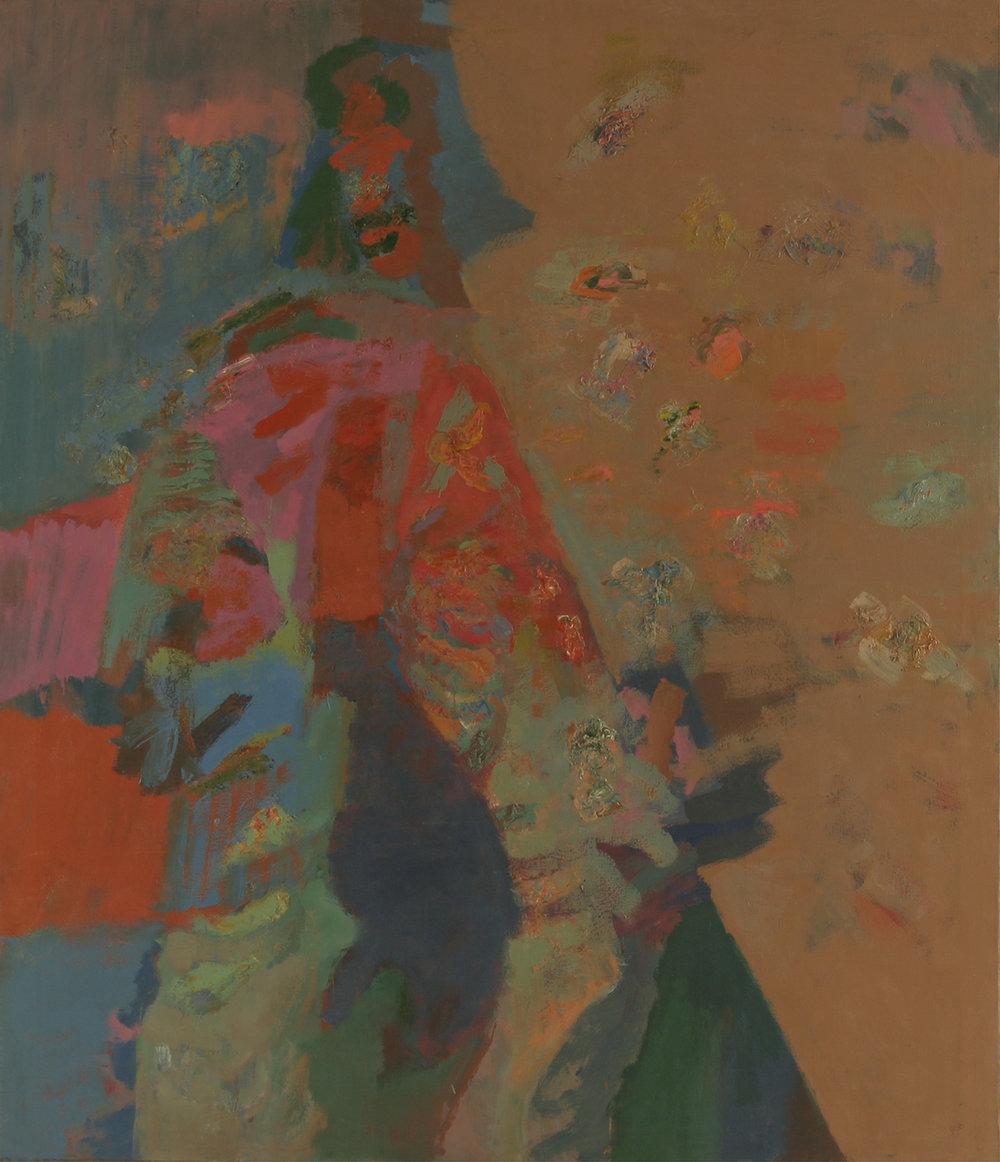 Compassion Series , 84''x72'', 1957