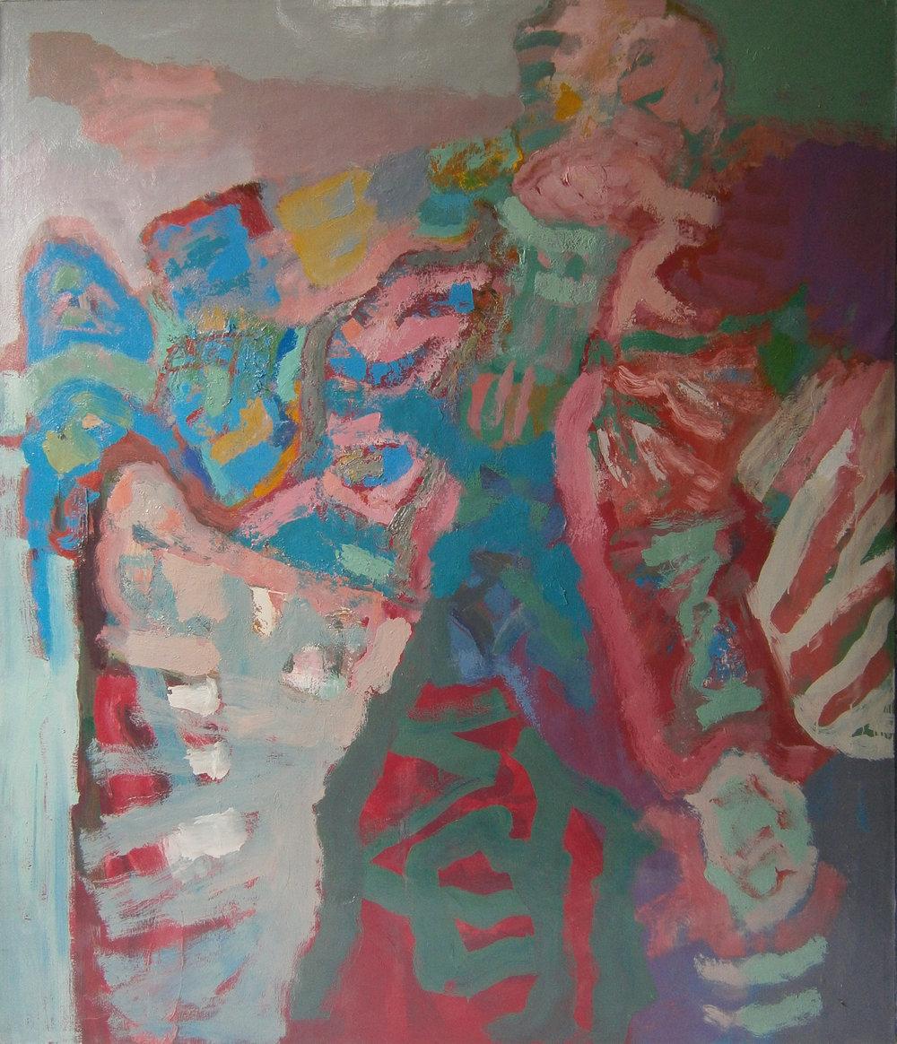 Untitled , 68''x80'', 1959
