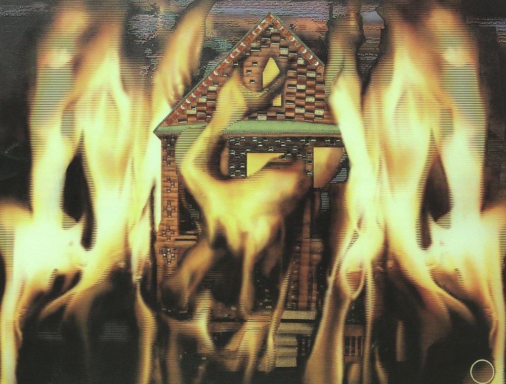 CASA de FUEGO (house on fire)