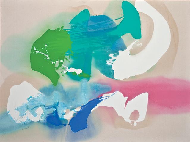 "Charles Schucker,   Love Me Tender,   1988, Oil on Canvas, 52"" x 69"""