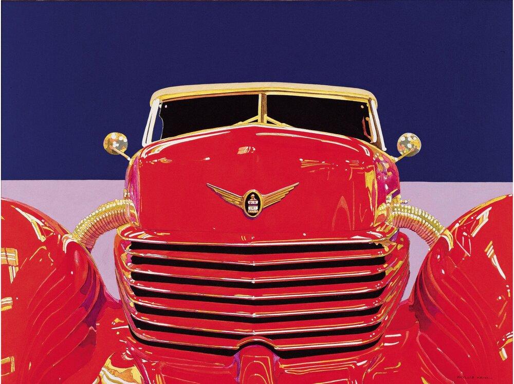 Phyllis Krim Red Cord.jpg