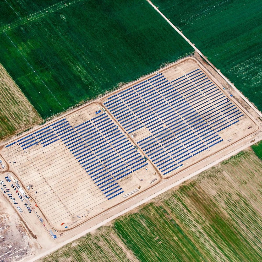Southern California Edison - 36.8 MW single axis tracker installation in Southern CaliforniaUtility Company: Southern California EdisonDynaSolar sourced this PV project as a 'greenfield' portfolio from a solar developer who had identified the sites but didn't have the financial capacity to complete the design and construction of the projects. The Fund ultimately invested in 31 MW of new build, single axis tracker projects across 18 individual sites, all of which benefited from a 20-year PPA as part of the Southern California Edison commercial scale solar program.