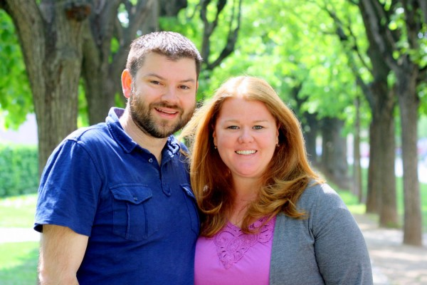 Missionaries: <br />Phil & Kristy Boardman