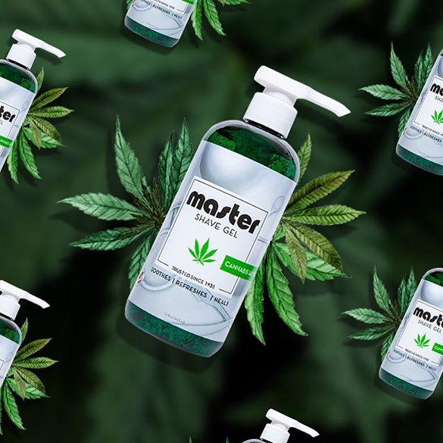 Cannabis Dreaming 🍁 Master Shave Gel 🏆🥇 ... #master1935 #mastershavegel #cannabisshavegel #cbd #cbdoil #shavegel #barber #barberchoice #barberlove #barbershop #mensgrooming #masteraftershave