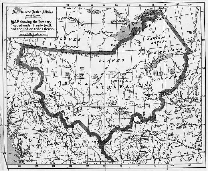 Treaty 8 Lands, Collections Canada Archives