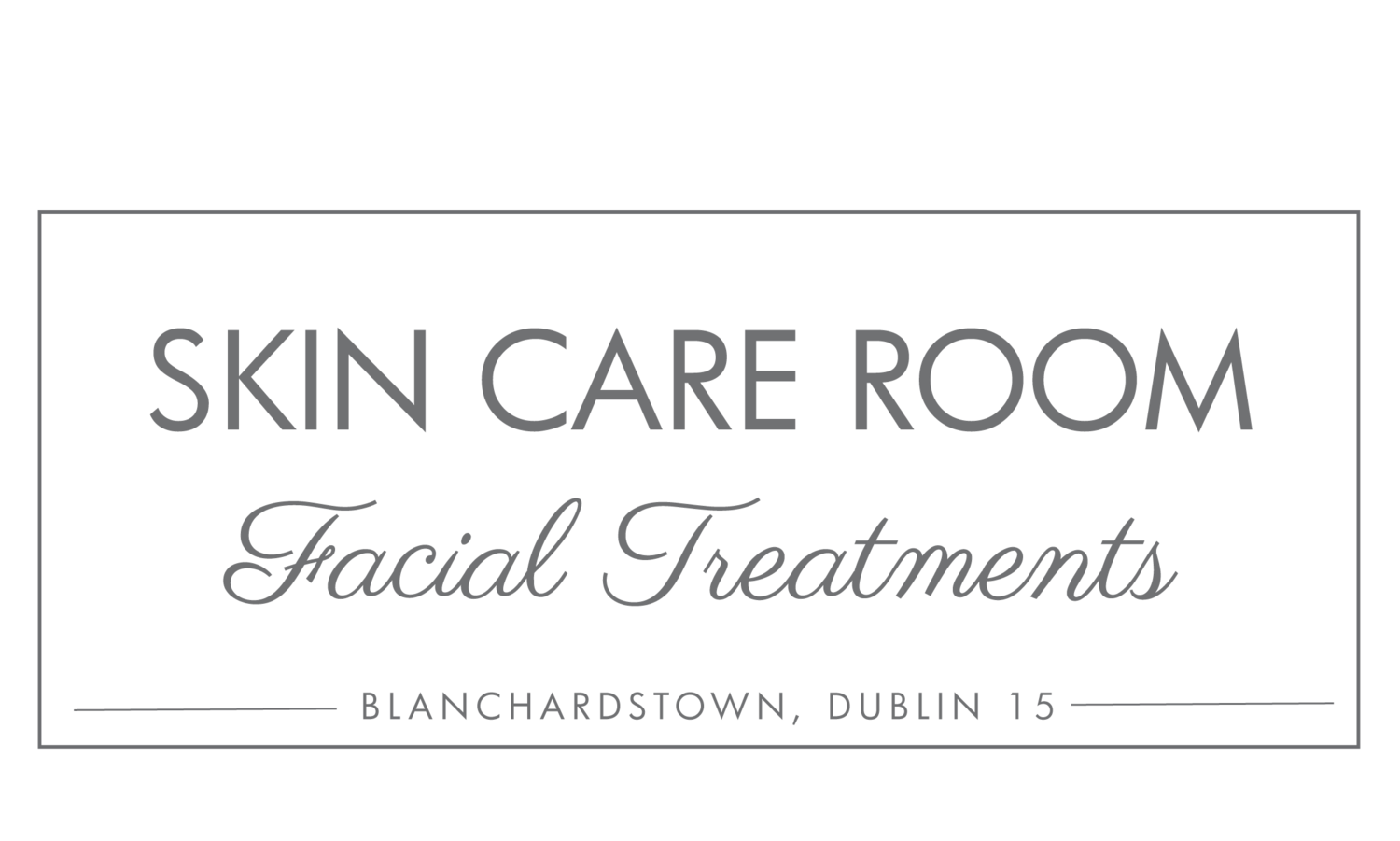Skin Care Room - Facial Treatments