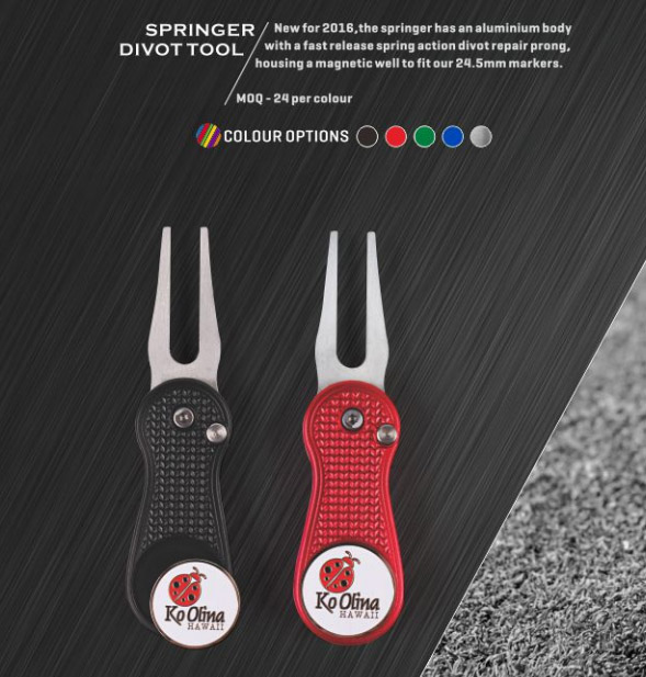 Springer Divot Tools
