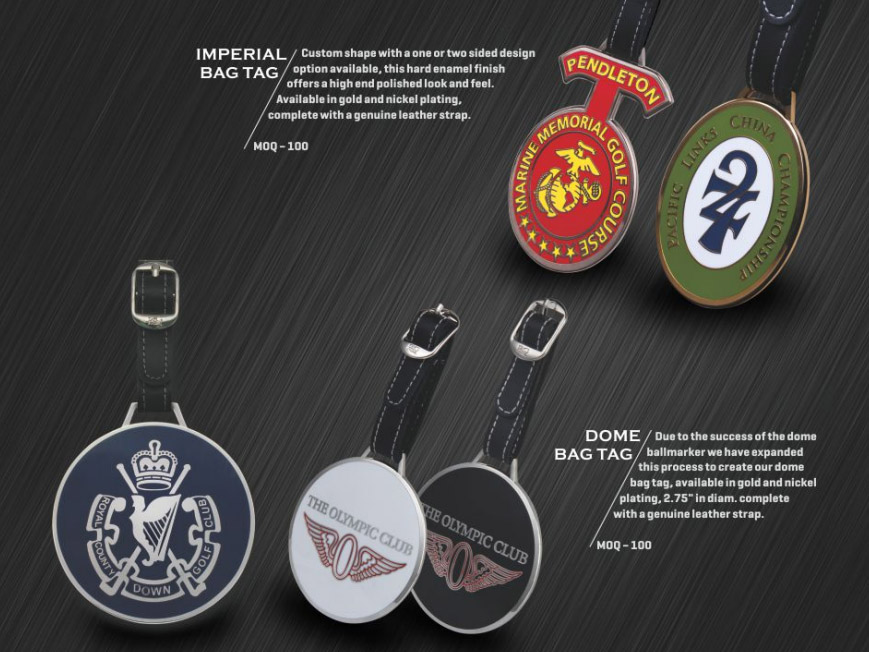 Imperial Bag Tags