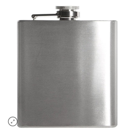 Yeti- Boss 6oz Stainless Steel Flask