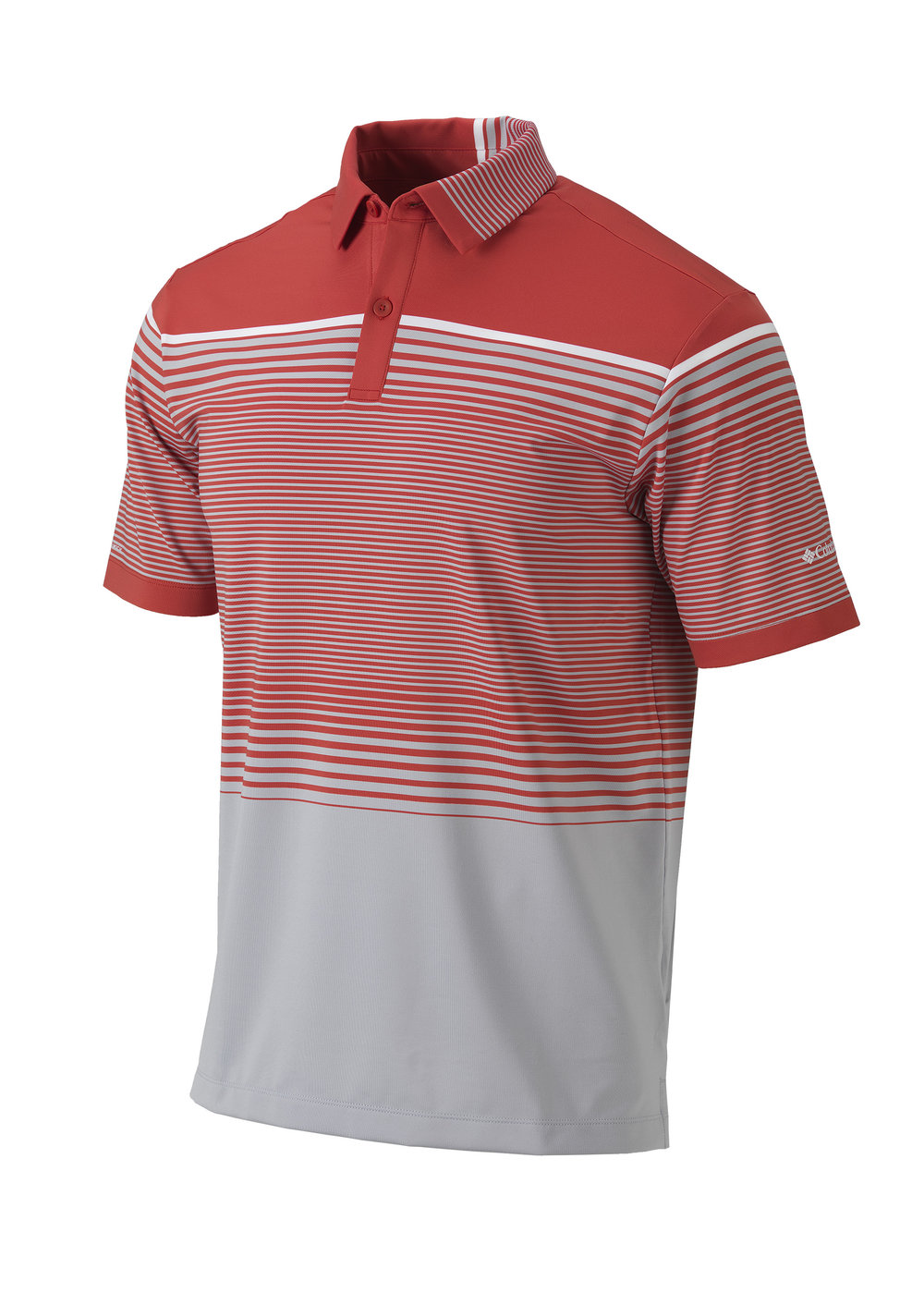 Columbia Red Polo