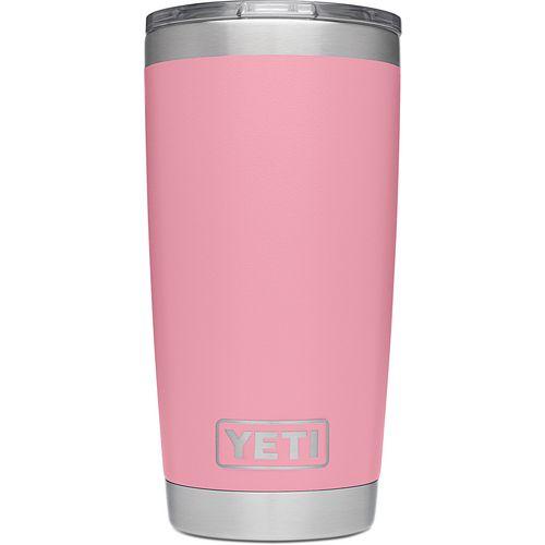 Pink Yeti Tumbler