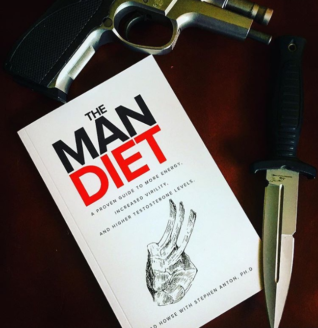 The Man Diet - Chad Howse
