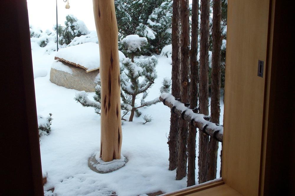 Winter Nijiriguchi Snow