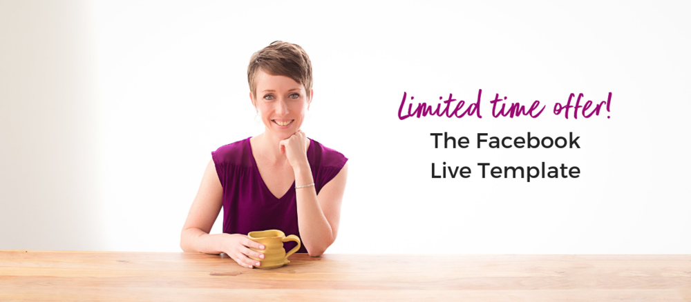 Facebook Live Template sales page image.png