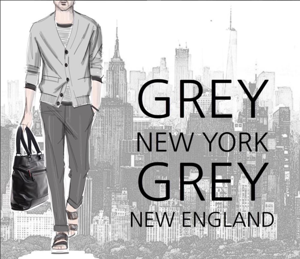 Grey New York - Zip Tote