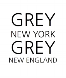 Grey New York Grey New England Logo - GNYGNE