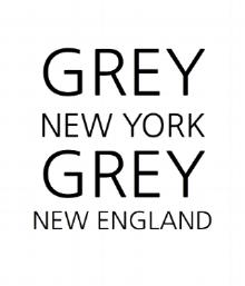 Grey New York Grey New England Logo - GNYGNE