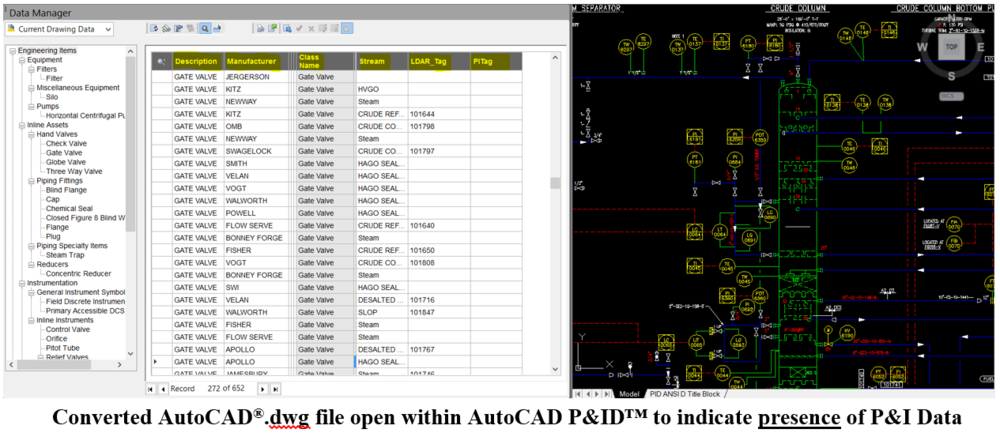 AutoCAD P&ID w Data.PNG