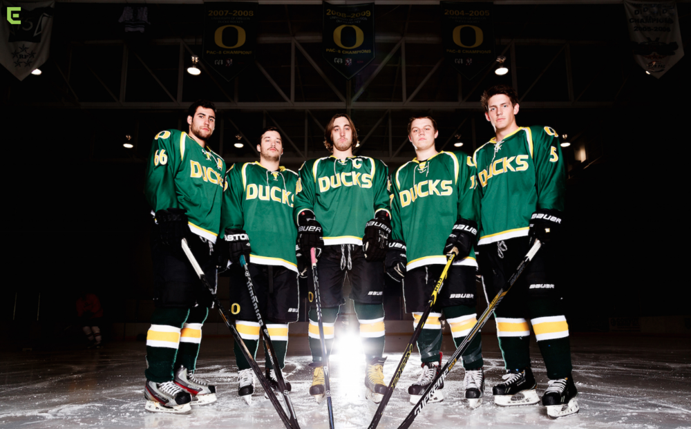 UO Hockey - The Bruises and Bonds of Brotherhood
