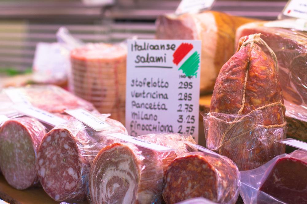Italiaanse Vleeswaren | Stijlslagerij Englebert