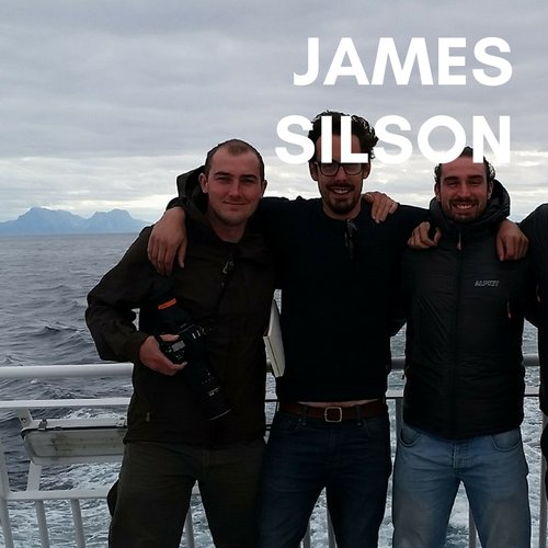 James , British Army captain and Captain Practical, is an avid expedition consultant and drone operator. He singlehandedly steers his drone in stormy conditions and offers logical advice when logic is lacking. Ever a source of optimism and enthusiasm, James was born for adventure, whether that's travelling the world with the British Forces or with the Hudson brothers. What he lacks in fashionable swimwear he certainly makes up for with a purposeful can-do attitude.