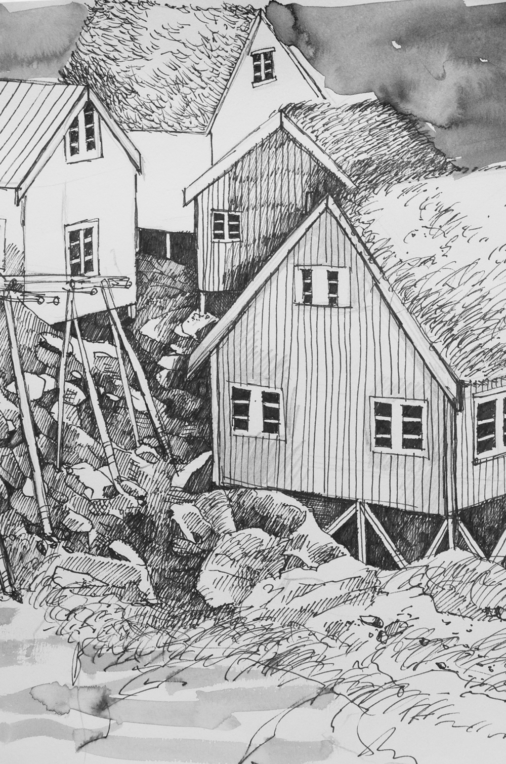 Swim-Wild-Illustrations---Houses-in-Reine (1).png