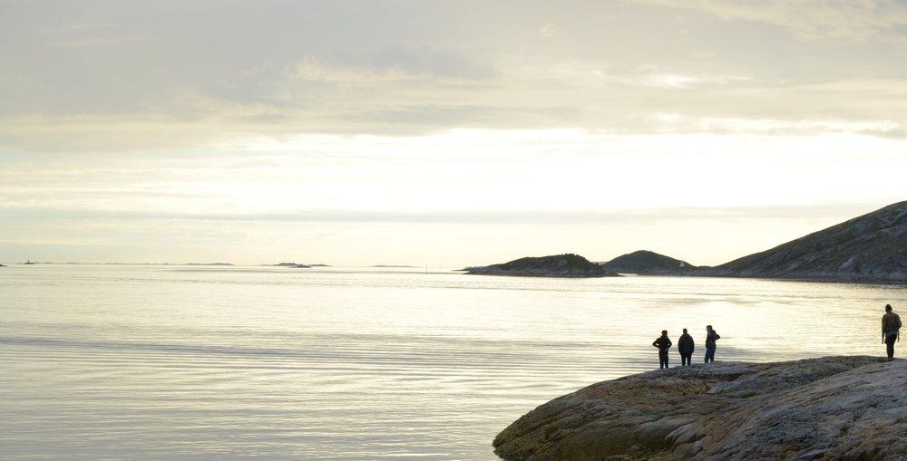 Slow Bodø Sunset   Photo: David Renton