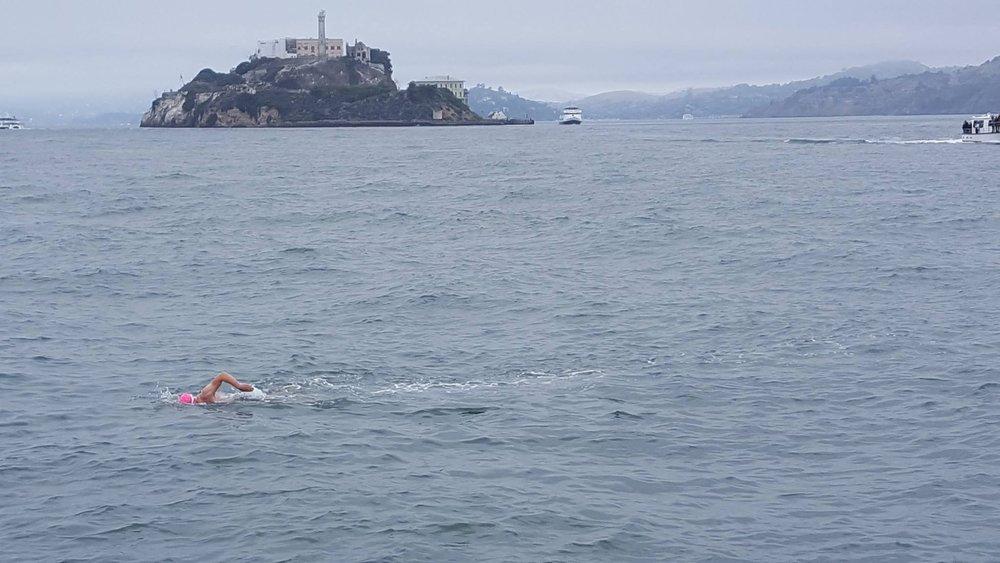 Escaping from Alcatraz