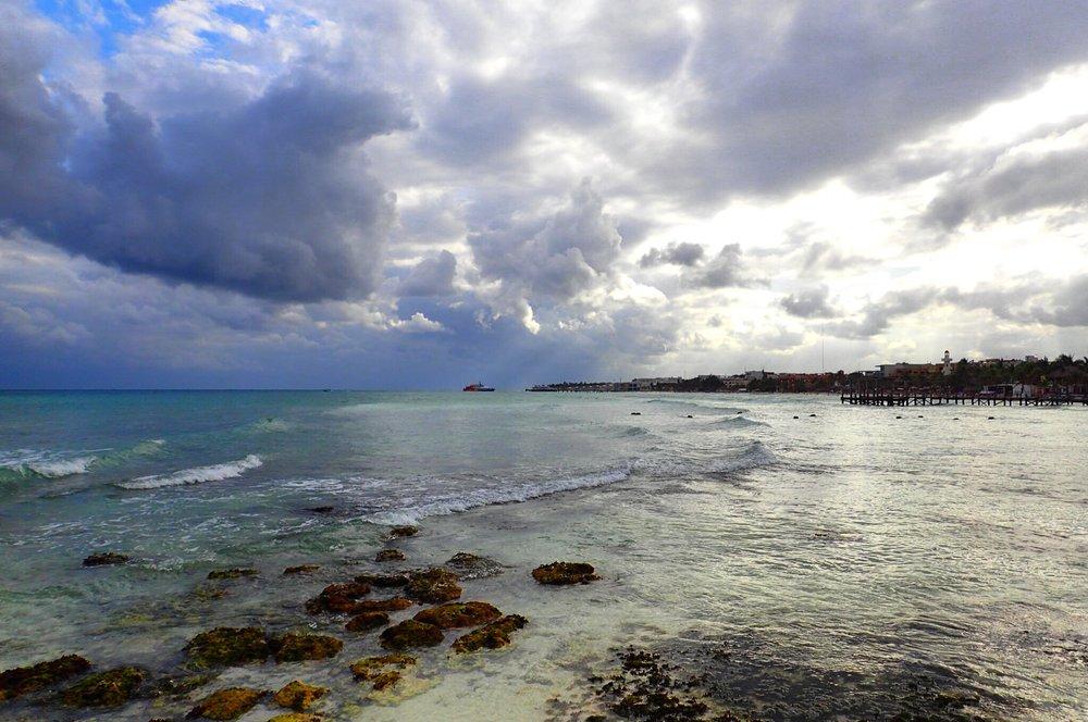 Playa Del Carmen, Mexico - Beach