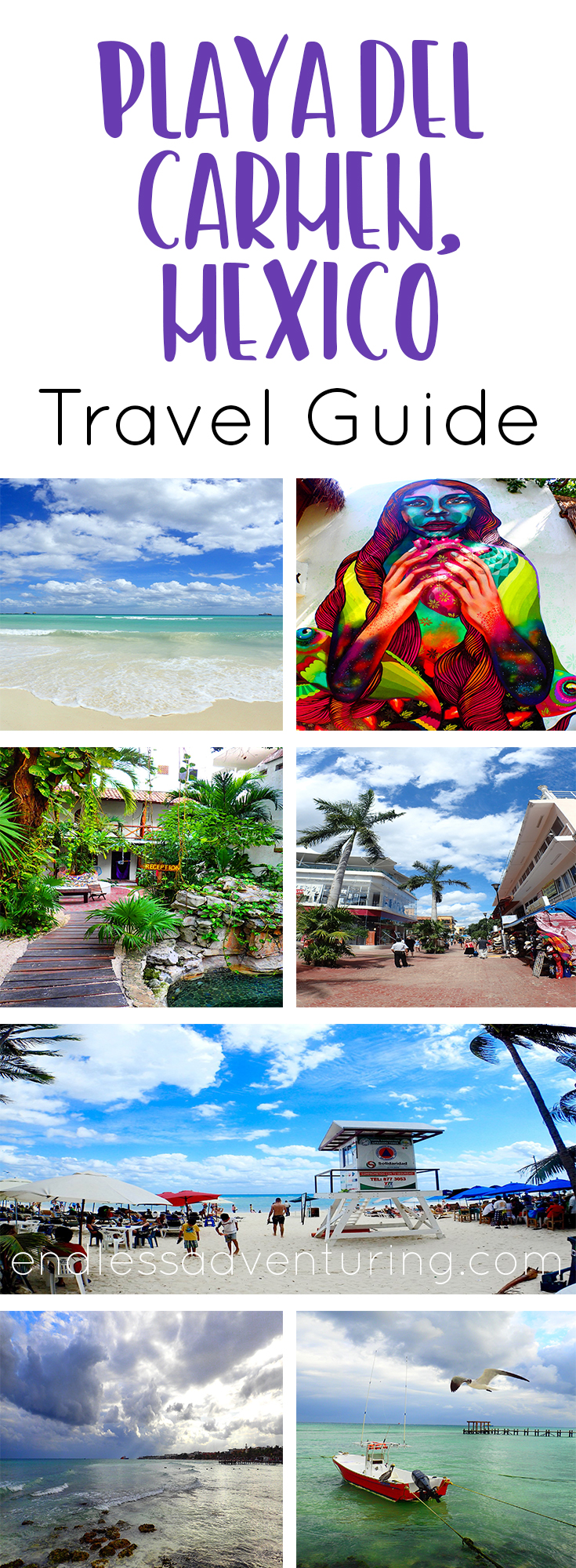 Playa Del Carmen Travel Guide
