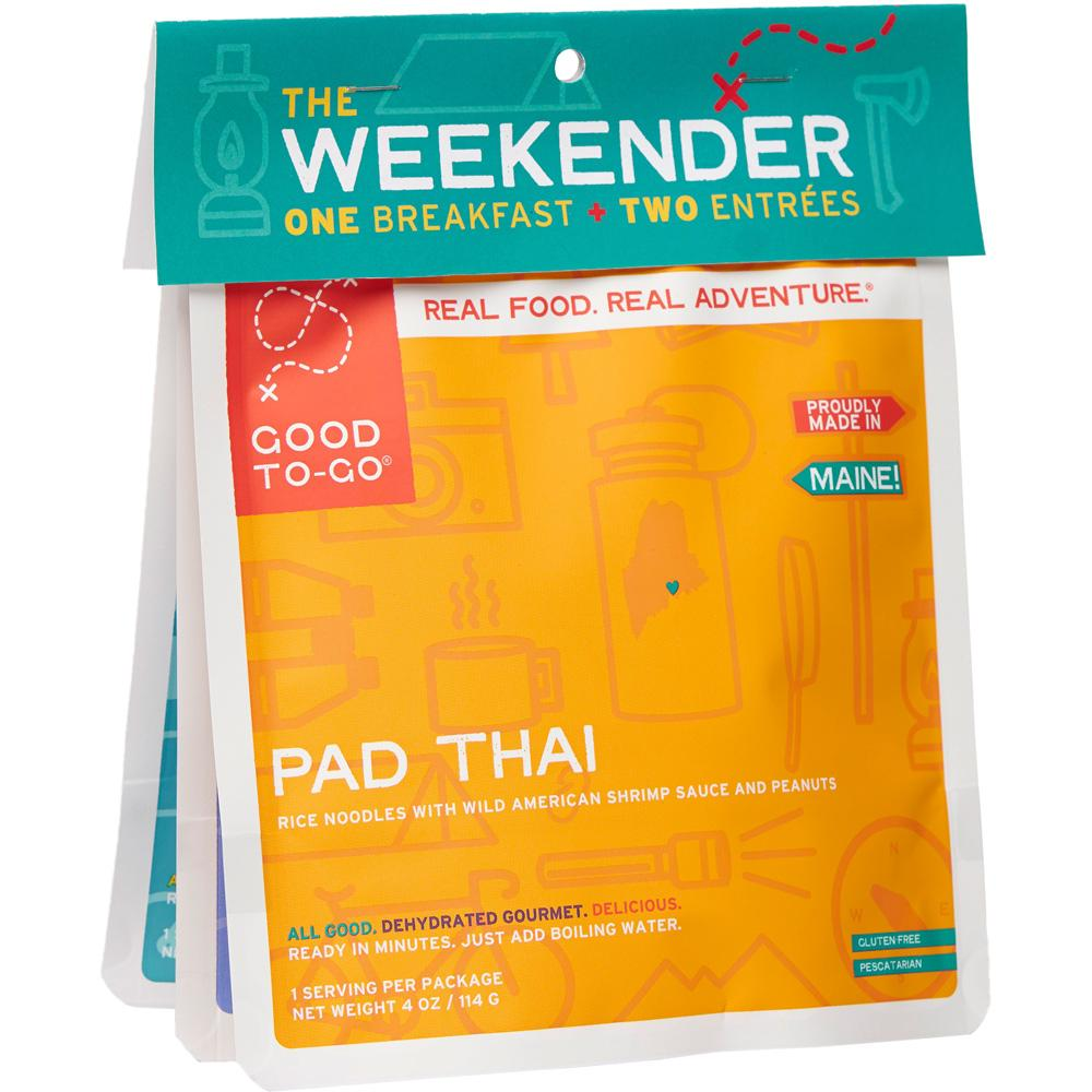 Good To-Go The Weekender Dried Food Pack