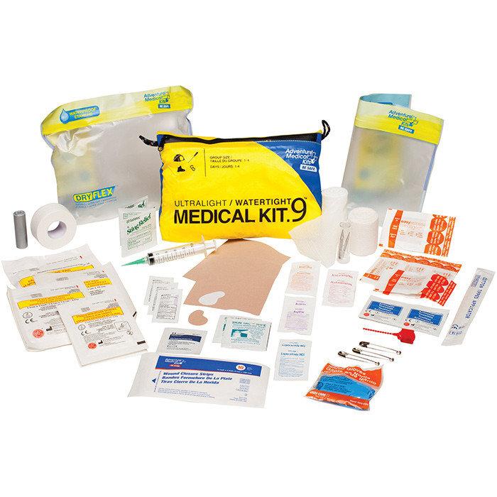Adventure Medical Ultralight & Watertight .9 Medical Kit