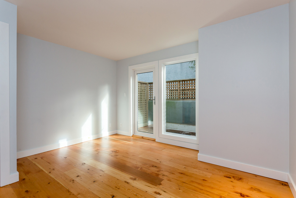 1672 Arbutus St Bedroom After Renovation