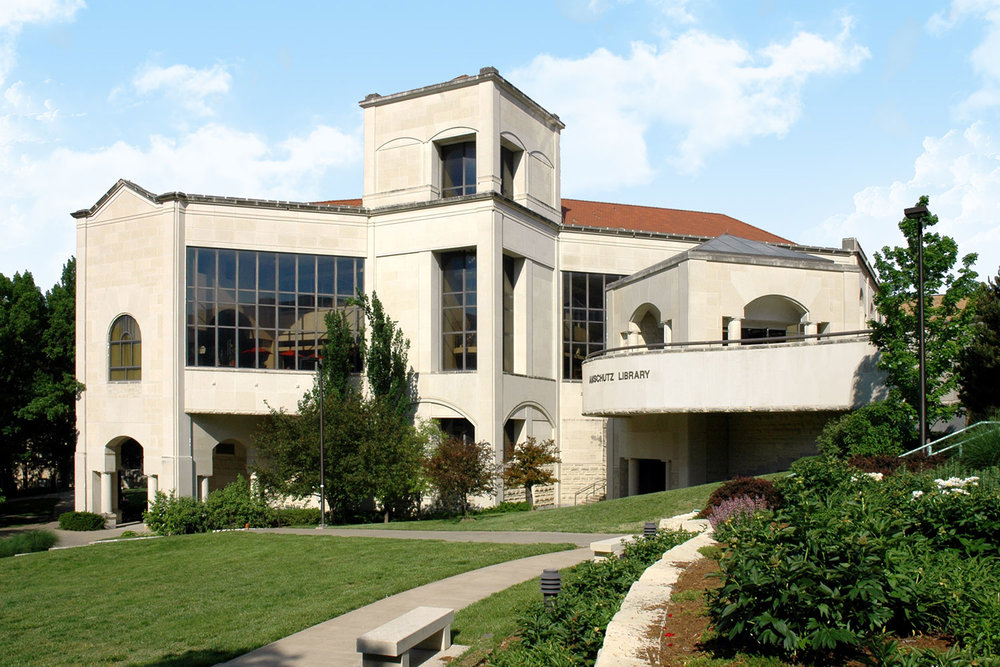 Anschutz Library University of Kansas