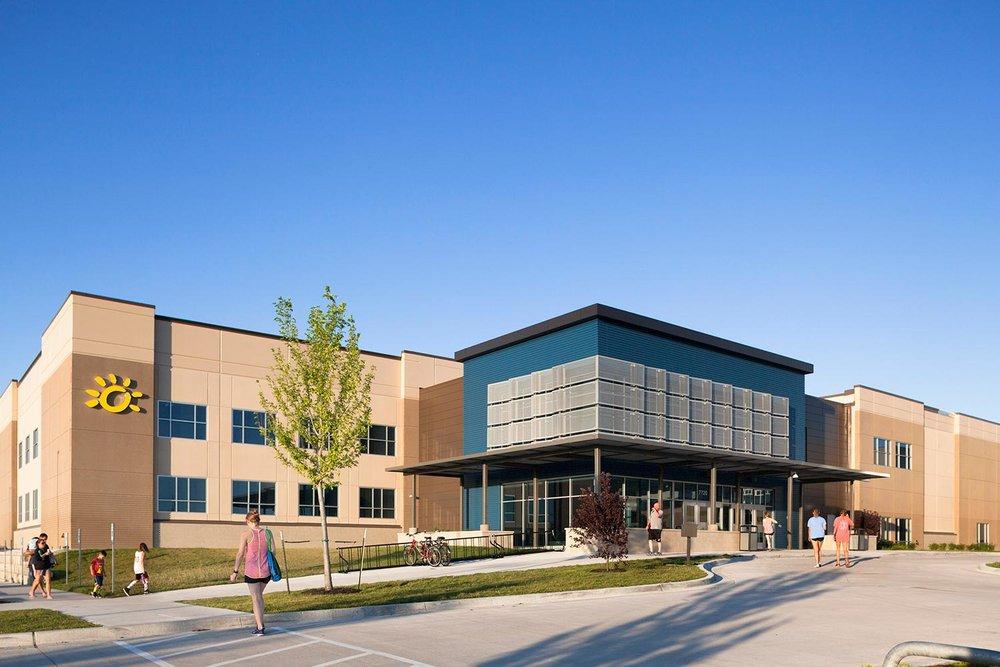 Blue Valley Recreation Center