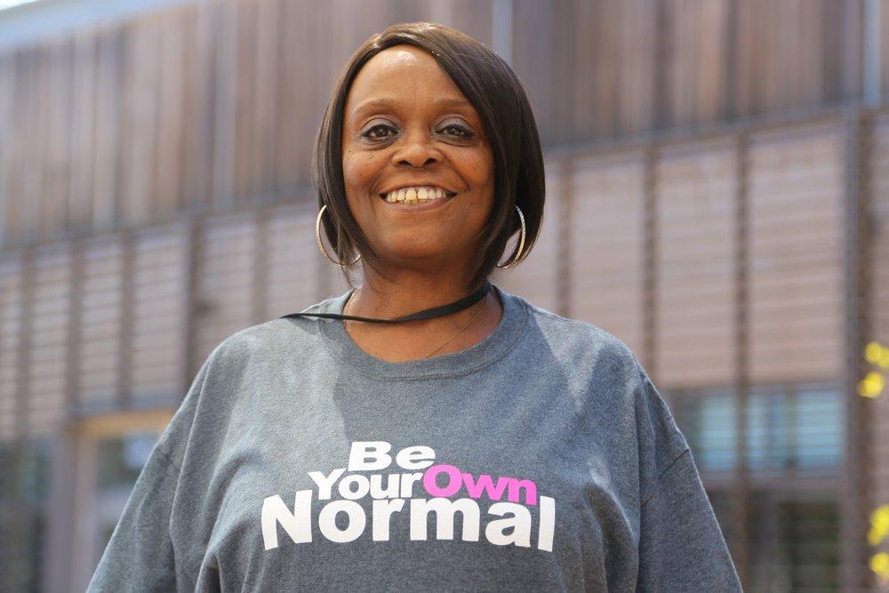 Carolyn Bonner Receptionist/I&R Specialist