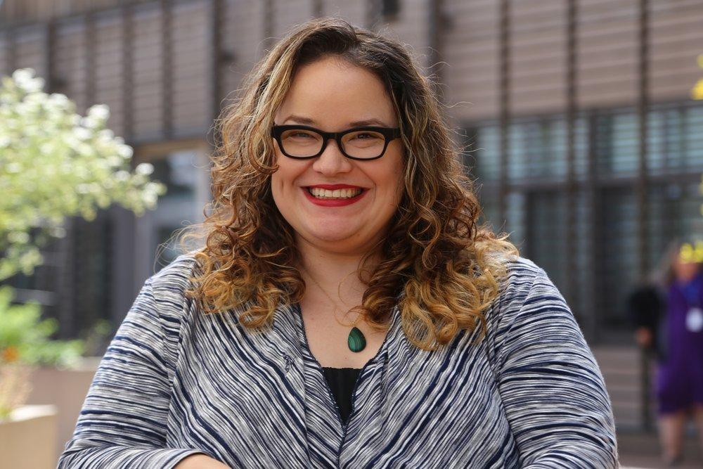 Catherine Callahan CoCo Coordinator