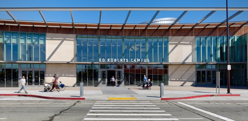 Ed Roberts Campus, Berkeley, CA