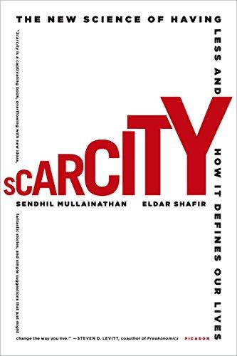 Scarcity Sendhil Mullainathan