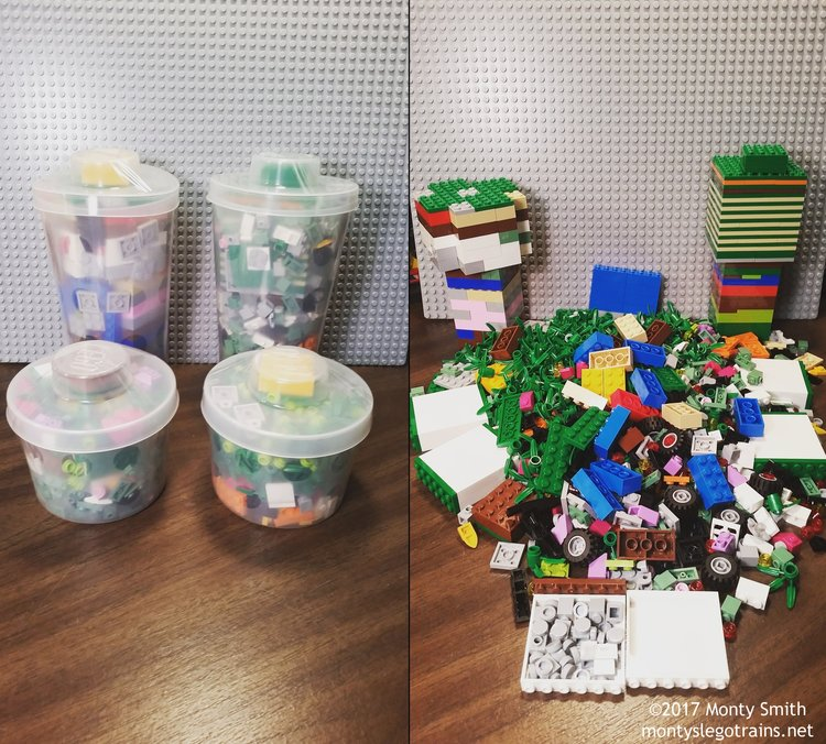 Pick-a-Brick Wall 5-12-17: A little about filling your cup — Montys ...