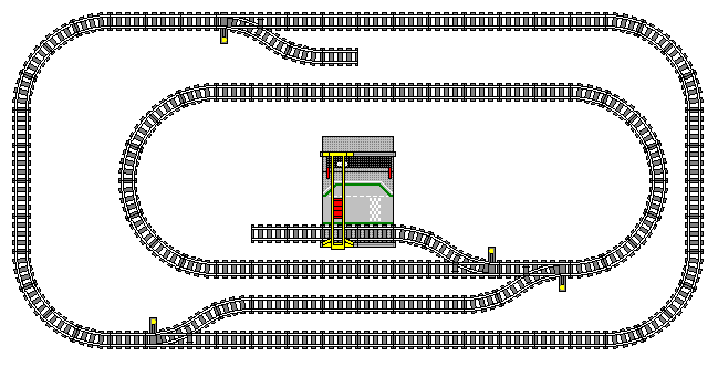 Crossover Layout 3
