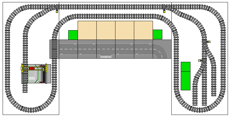 U-Shaped Layout