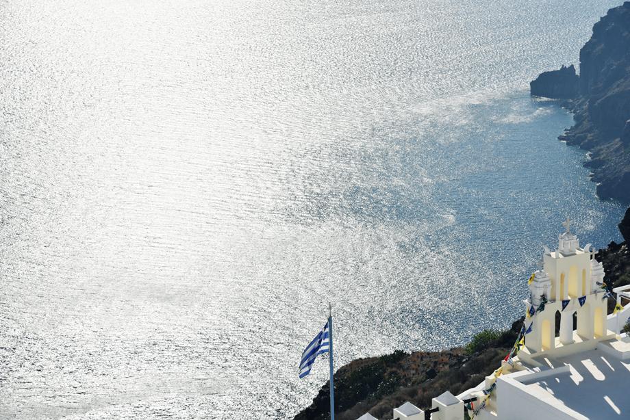Monica Shulman - Greece