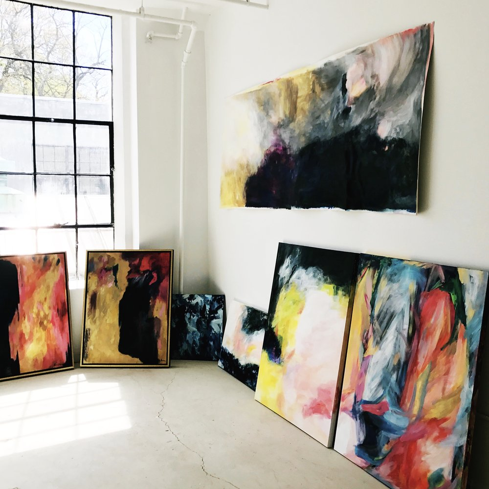 Monica Shulman Studio   Explore Original Paintings