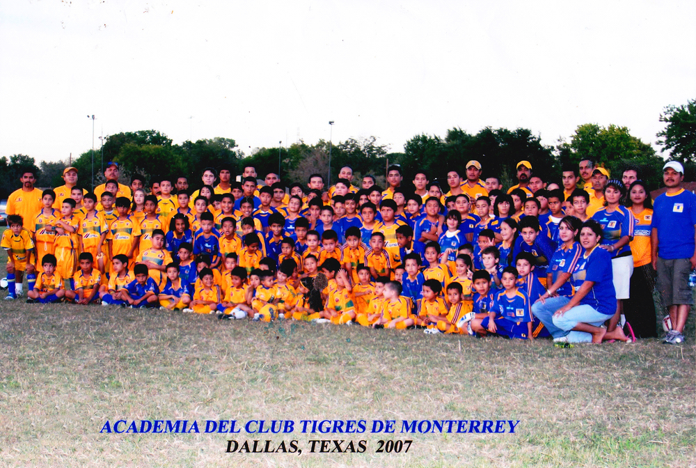 DALLAS TIGRES ACADEMY (2007)
