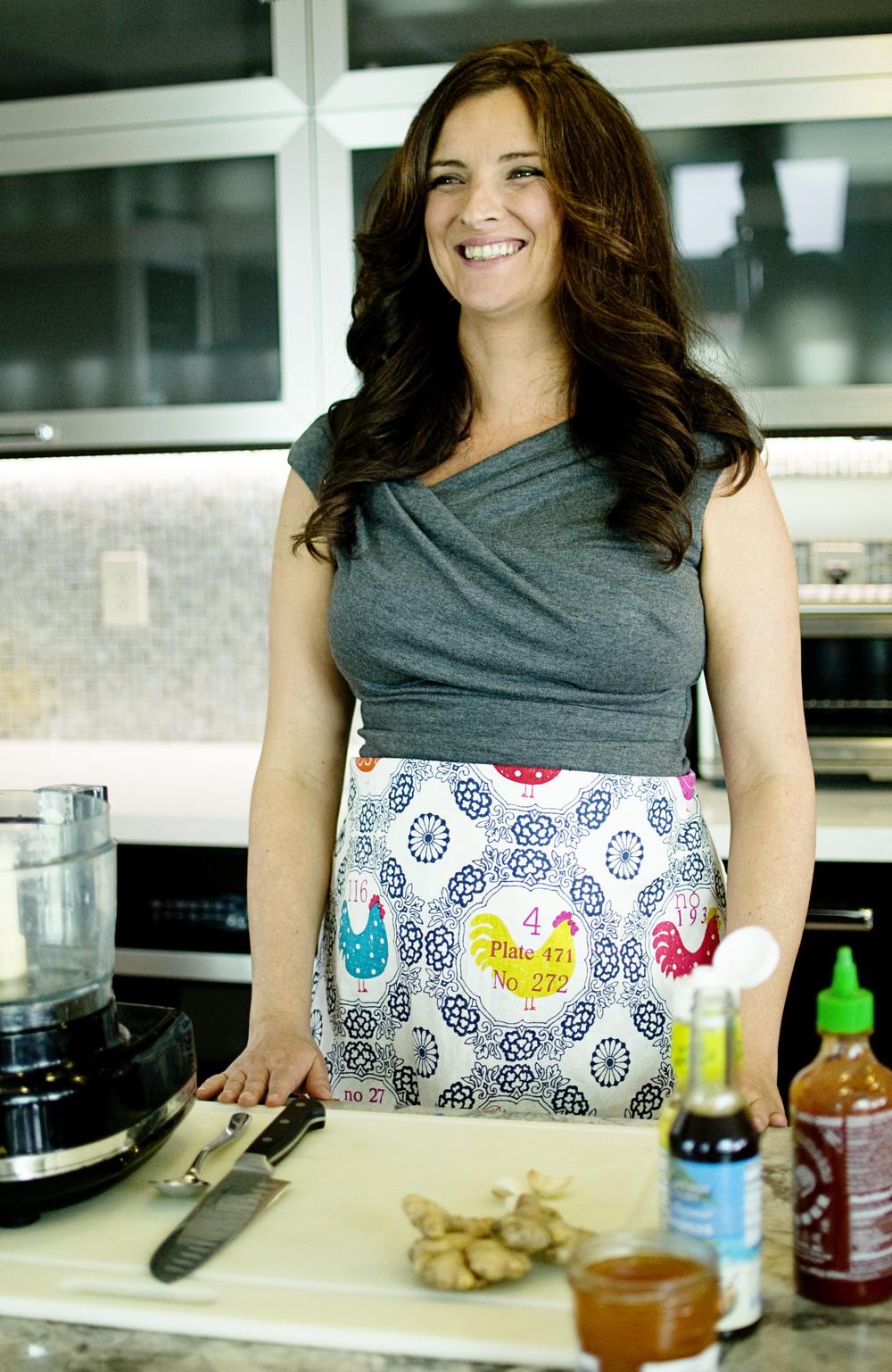 Camille Macres, Paleo Chef