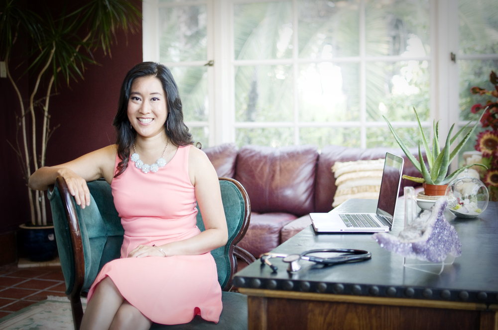 Emily Chan, Naturopathic Doctor