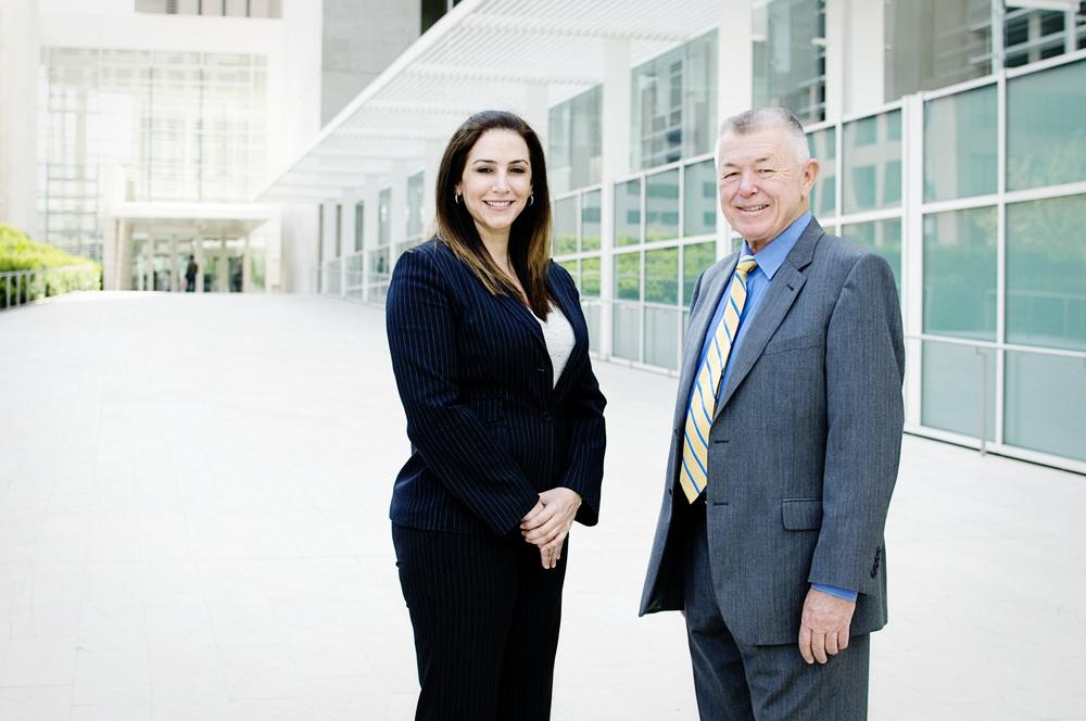 Danielle & Dennis, Attorneys