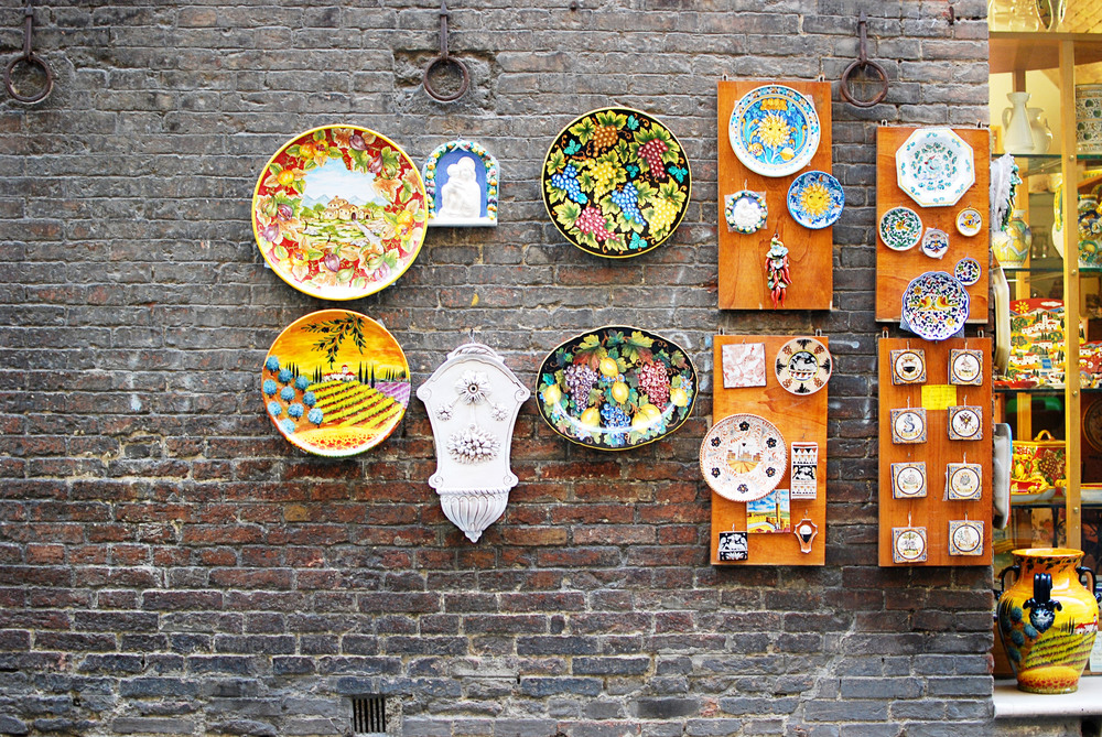 """Souvenirs"" - Siena, Italy"